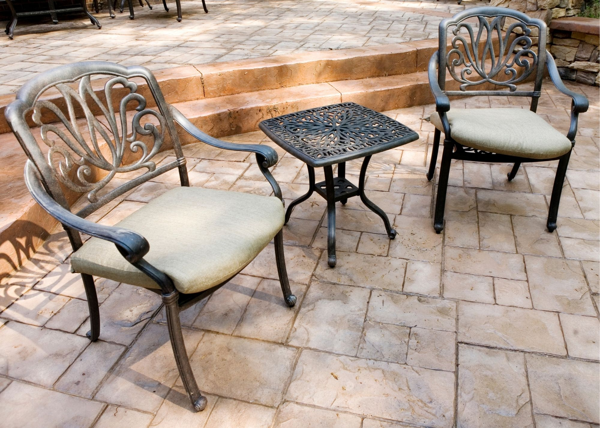 concrete patio jacksonville fl